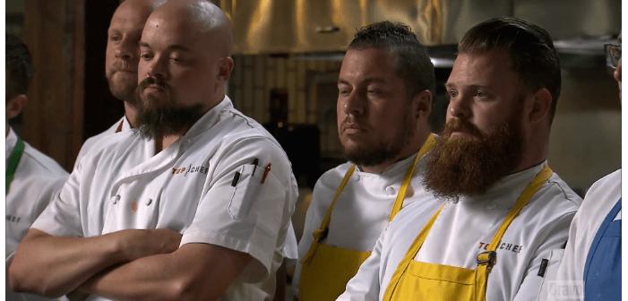 Top Chef Chad White