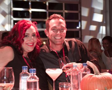 Chef Claudia Sandoval, Master Mixologist Jeff Josenhans