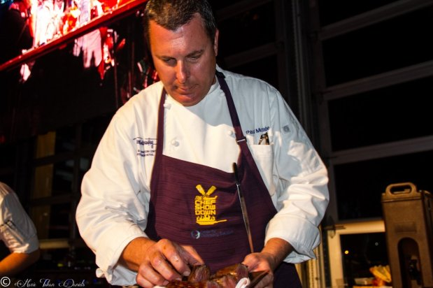 chef Paul McCabe