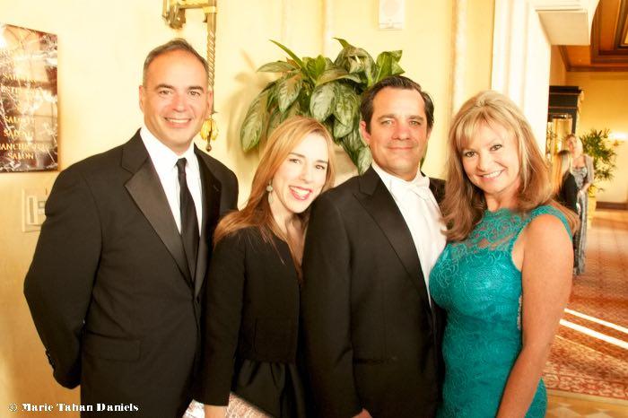 Marcelo Valdez, Christiane Valdez, John and Heather Winfield, Cristiane Valdez, Arc of San Diego, San Diego Charity, San Diego Events