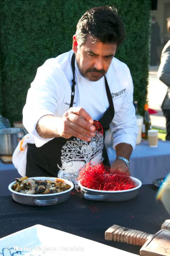 Chef Javier Plascencia of Bracero Cocina