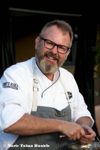 Chef Drew Deckman of Deckman's El Mogor in Valle De Guadalupe