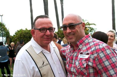 Fishmonger Tommy Gomes, Catalina Offshore, Antonio Friscia, Legal Restaurants