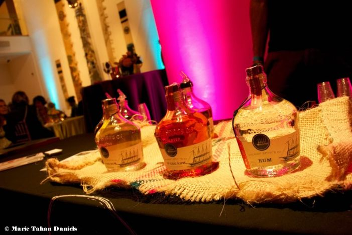 Malahat Spirits at the Mingei Museum's Bazaar Under the Stars in Balboa Park, San Diego California
