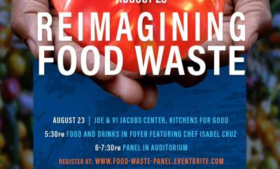 Food Waste Lecture - Berry Good Food Foundation