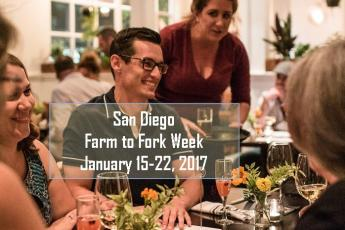Farm to Fork Week San Diego