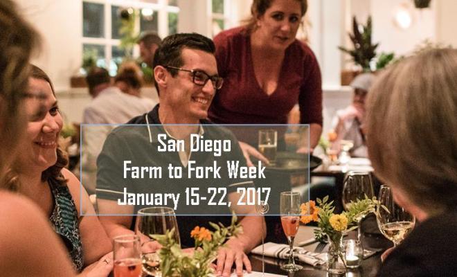 Farm to Fork Week San Diego