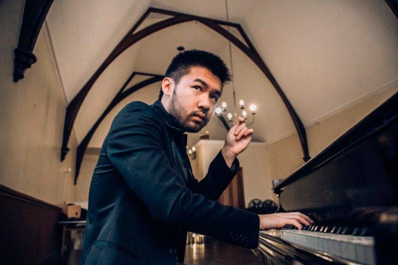 Mainly Mozart, Conrad Tao, San Diego