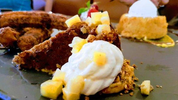Dessert, RED O, Mexican restaurant, Rick Bayless, La Jolla