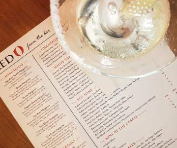 Casa Blanca Margarita, RED O, Mexican restaurant, Rick Bayless, La Jolla