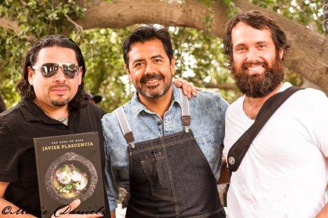 Fernando Gaxiola, Javier Plascencia, Jaime Fritsch