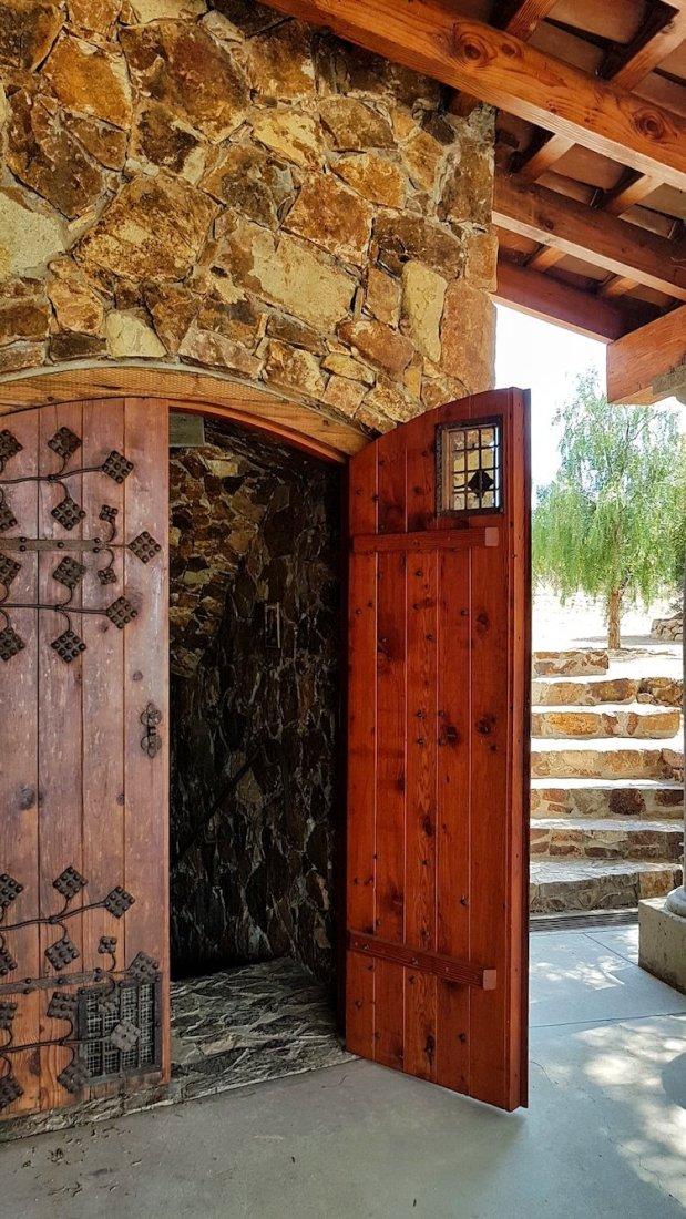 Valle de guadalupe, Baja, Cur8eur Tour