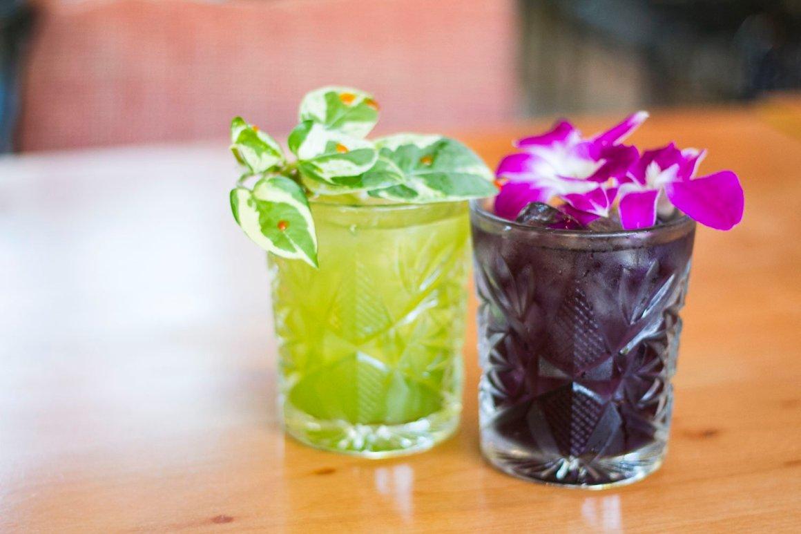 ren perakis, bar by red door, mission hills, comic con cocktails