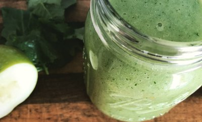 healthy snacks, green smoothie, guest post, san diego,