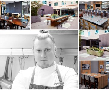 Pacific Standard, San Diego, Little Italy, Chef Stephen Gage