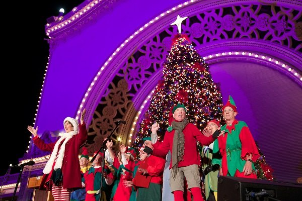Balboa Park December Nights Unwraps 40th Year of Holiday Cheer