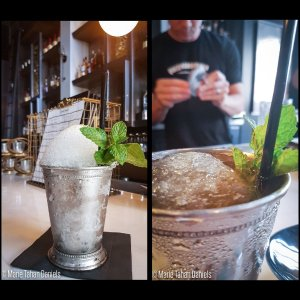 Queensborough San Diego, Mint Julep