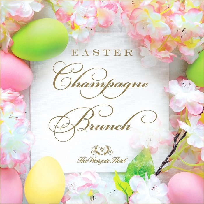 Easter Champagne Brunch at the Westgate Hotel