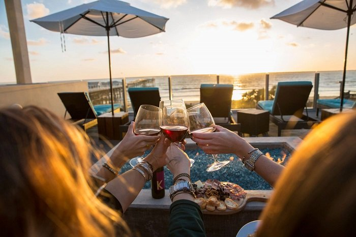 Sip into Summer Wine Series with New Napa and Patrick Ballou at TOWER23