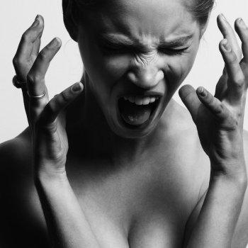 scream, overwhelm, purge