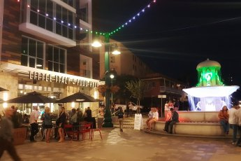 Little Italy Food Hall, San Diego CA, A New Dining Experience