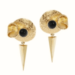 Erika Ponce Gold Mina Ro Mina – Picasso Inspired Earrings  $295