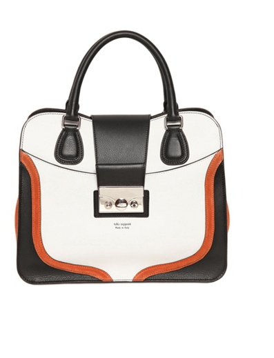 Italian Chic Tullio Zepponi Color Block Bag