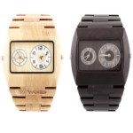 Unique WeWOOD Organic Wood Watches $140