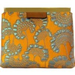 Luxurious Brocade Marni Clutch Bag $610 FREE WORLDWIDE SHIPPING