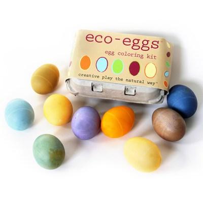 Natural Friendly Eco-Kids Egg Coloring Kit