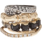 Buy Stackable Rings Rrom Iosselliani Jewelry $290