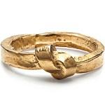 Sexy Chic Brass Ring KILLER Jewelry Brooklyn $75