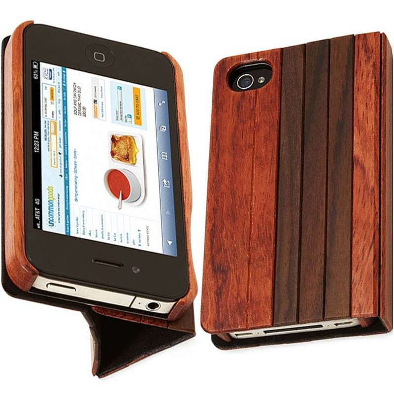 Best Iphone Cover Case Wooden 4/4s