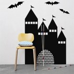 Wall Decals For Kids Rooms – King's Castle $98 FREE SHIPPING