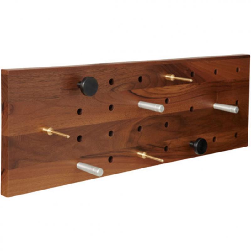 Wooden Peg Coat Hooks