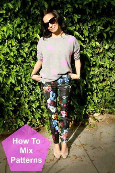 How To Mix Patterns