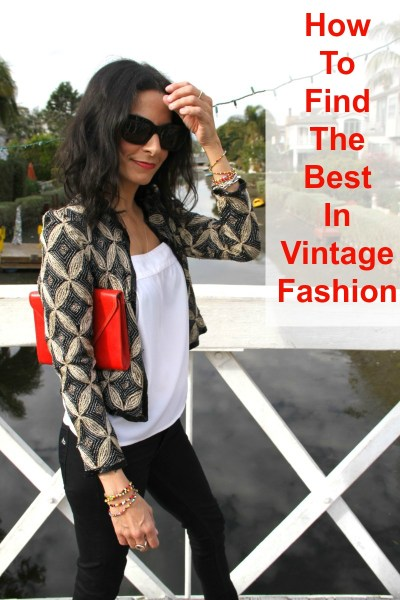 How To Find The Best In Vintage Fashion
