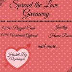 Enter The Love Give Away