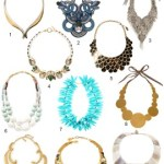 The Hit List – Chic Modern Statement Necklaces