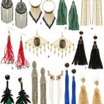 The Hit List – 12 Modern Tassel Earrings To Wear Right Now