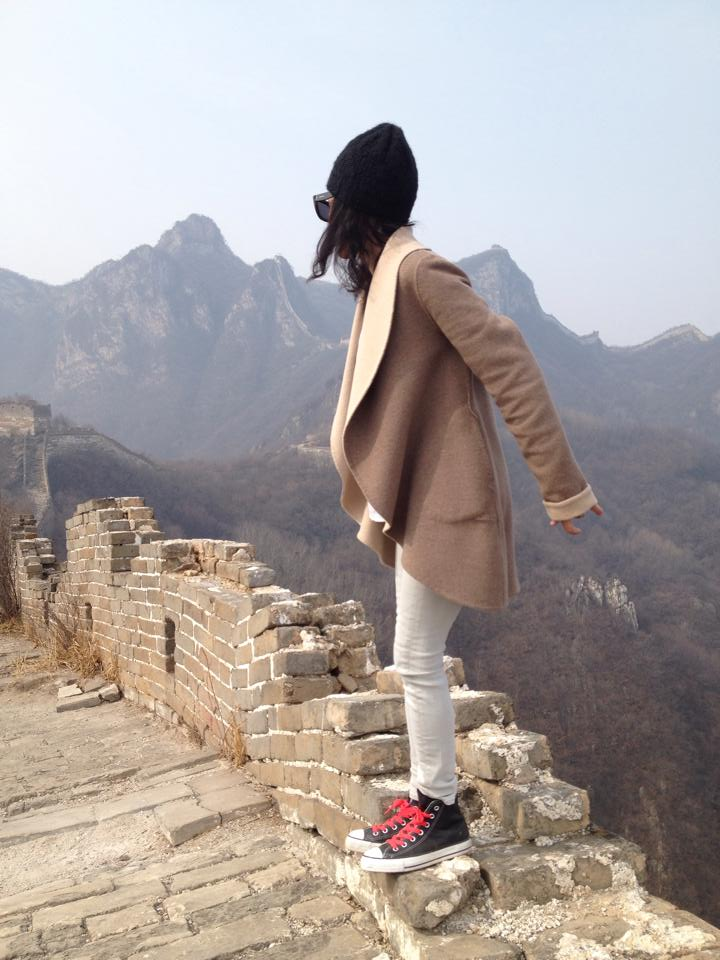 Behind The Scenes - Hiking Jiankou Great Wall Of China