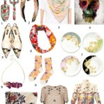 The Hit List – 12 Awesome Flower Pattern Prints
