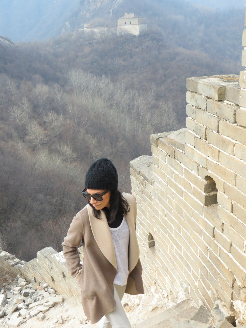 Best Part Of The Great Wall Of China? Shhhhh It's Jiankou