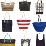 The Hit List – 9 Killer Beach Tote Bags For Summer