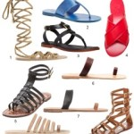 The Hit List – 9 Modern Gladiator Sandals To Fit Every Style