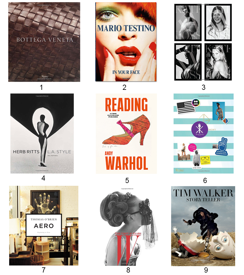 Stylish Coffee Table Books You Should Own - www.curatedcool.com