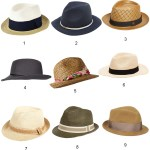 The Hit List – Get Stylish & Chic With 9 Cool Fedora Hats