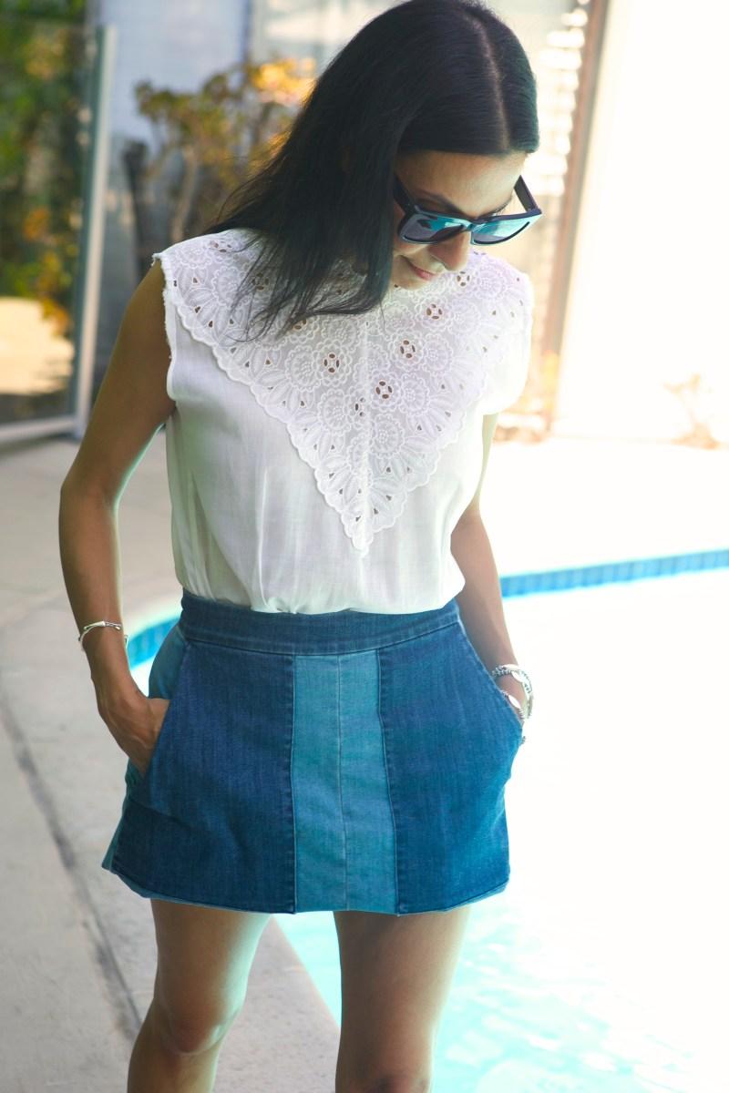 Summer Casual Dress Code - Denim