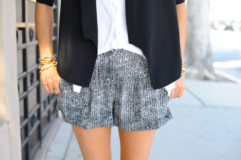 Silk Jacket - Casual Summer Style