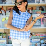 I'll Wear This Gingham Top All Year Round – Will You?